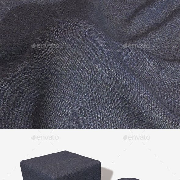 Dark Blue Denim Seamless Texture
