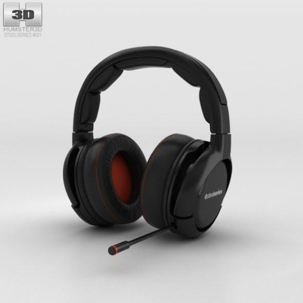 SteelSeries H-Wireless Gaming Headset - 3DOcean Item for Sale