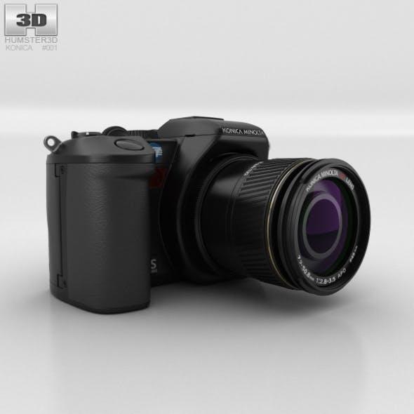Konica Minolta DiMAGE A200 - 3DOcean Item for Sale