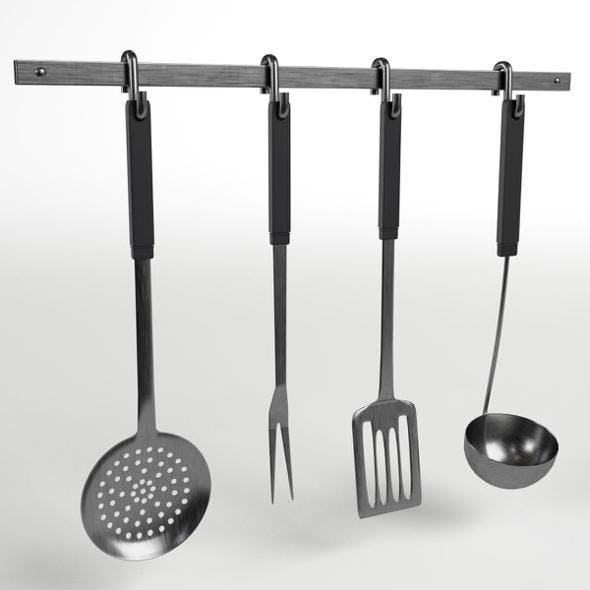 Kitchen Tools Utensils Rack
