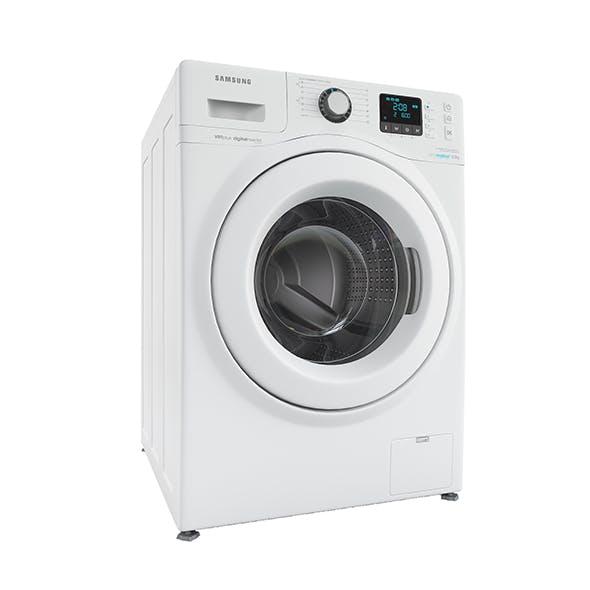 Samsung_WF80F7E3P6W washing machine - 3DOcean Item for Sale
