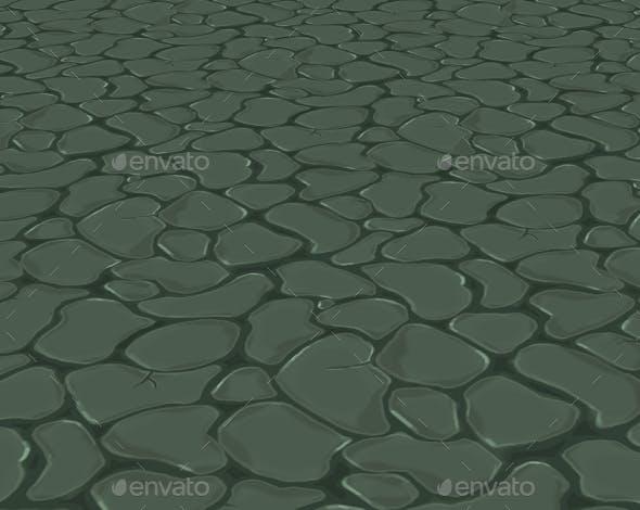 Stone Texture Floor 1 - 3DOcean Item for Sale