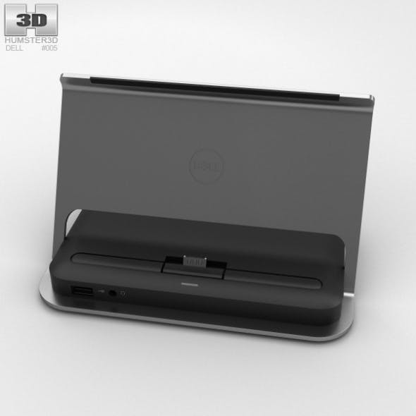 Dell Tablet Dock for Venue 11 Pro - 3DOcean Item for Sale