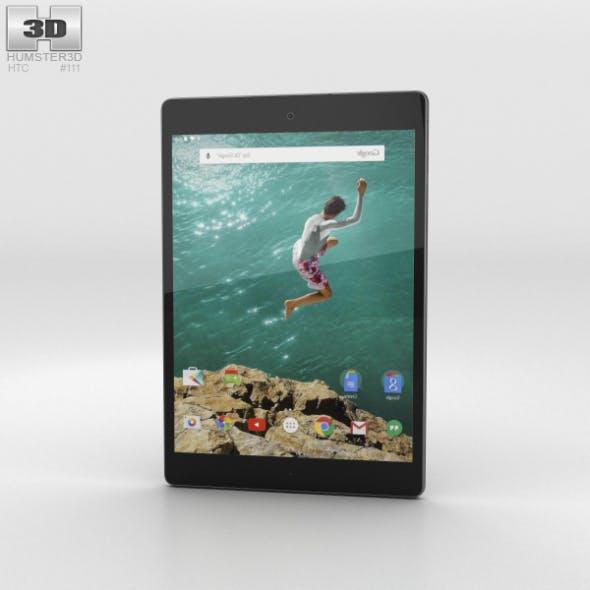 HTC Nexus 9 Indigo Black - 3DOcean Item for Sale
