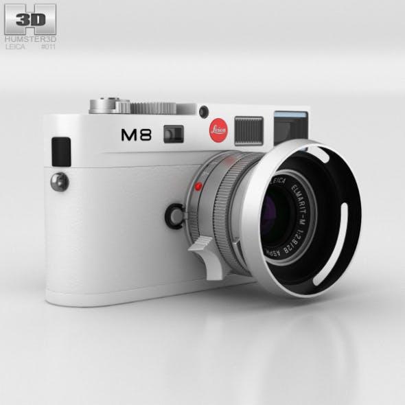 Leica M8 White