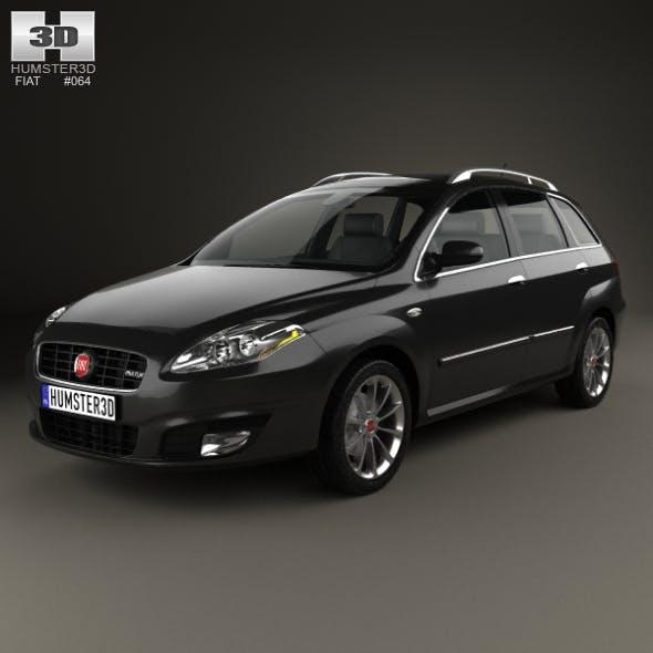 Fiat Croma 2008 - 3DOcean Item for Sale