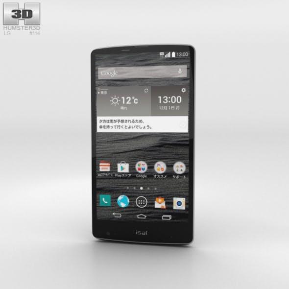 LG Isai VL Black - 3DOcean Item for Sale
