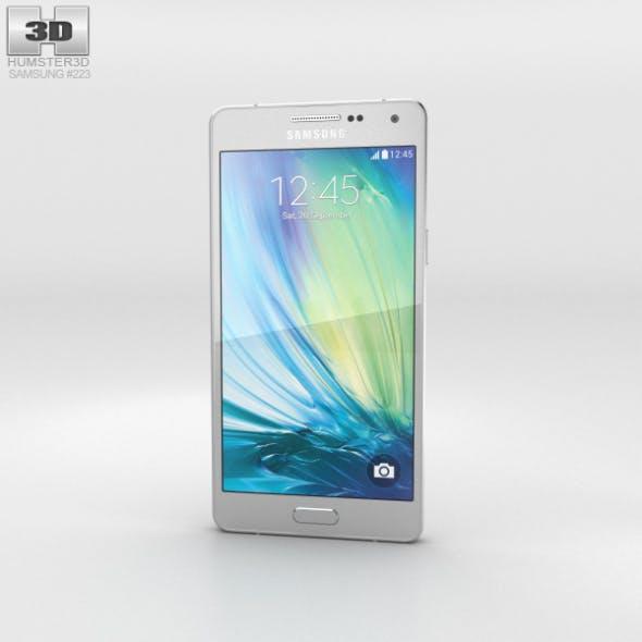 Samsung Galaxy A5 Platinum Silver - 3DOcean Item for Sale