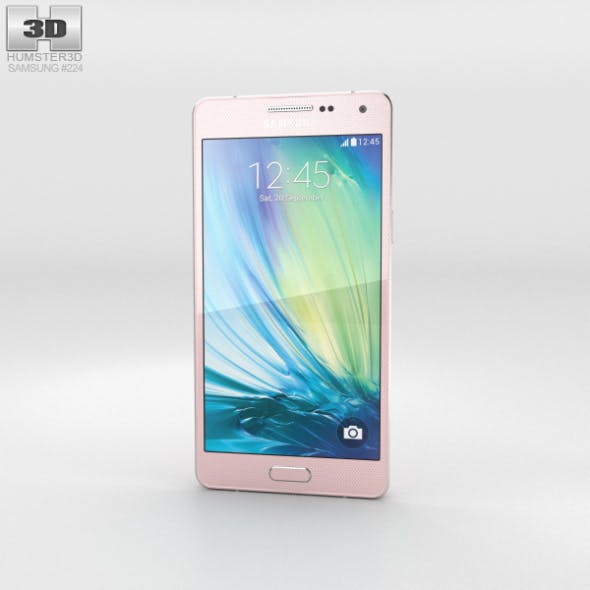 Samsung Galaxy A5 Soft Pink - 3DOcean Item for Sale