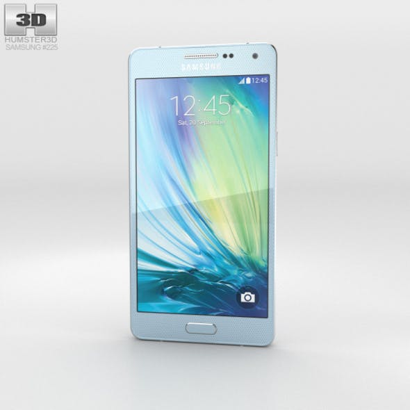Samsung Galaxy A5 Light Blue