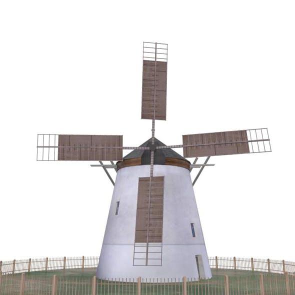 Windmill Retz Austria