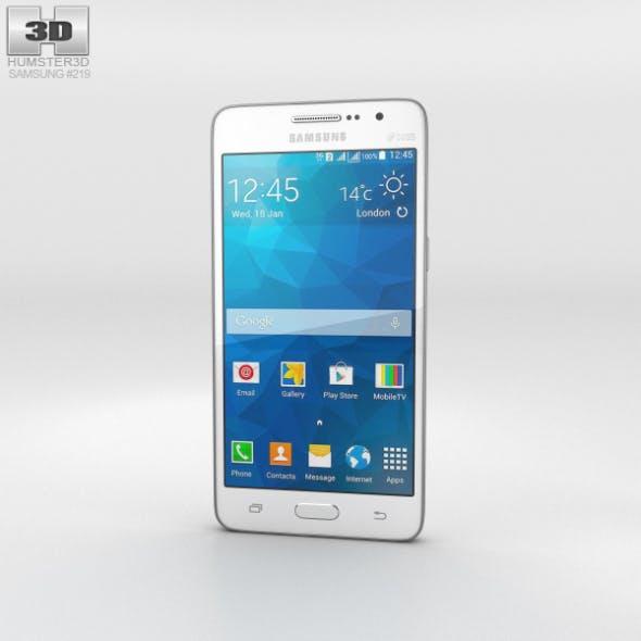 Samsung Galaxy Grand Prime Duos TV White