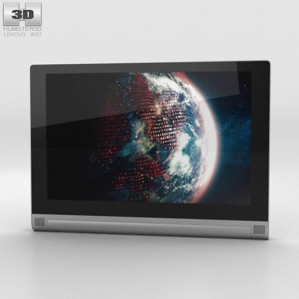 Lenovo Yoga Tablet 2 10-inch Platinum - 3DOcean Item for Sale