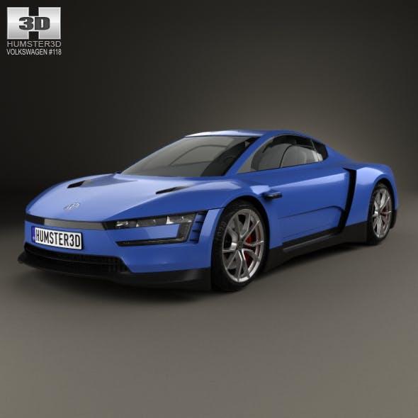 Volkswagen XL Sport 2014