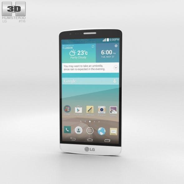 LG G3 A White