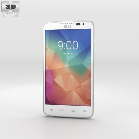 LG L60 White - 3DOcean Item for Sale