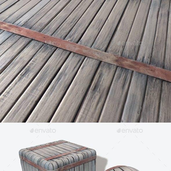 3 Barrel Seamless Textures