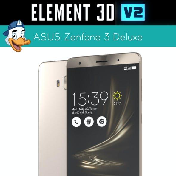 ASUS Zenfone 3 Deluxe for Element 3D