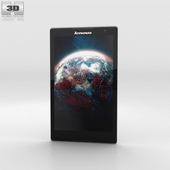 Lenovo Tab S8 Ebony - 3DOcean Item for Sale