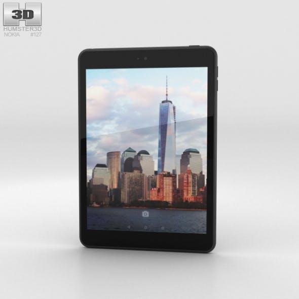 Nokia N1 Lava Gray - 3DOcean Item for Sale