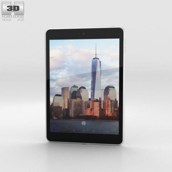 Nokia N1 Natural Aluminum - 3DOcean Item for Sale