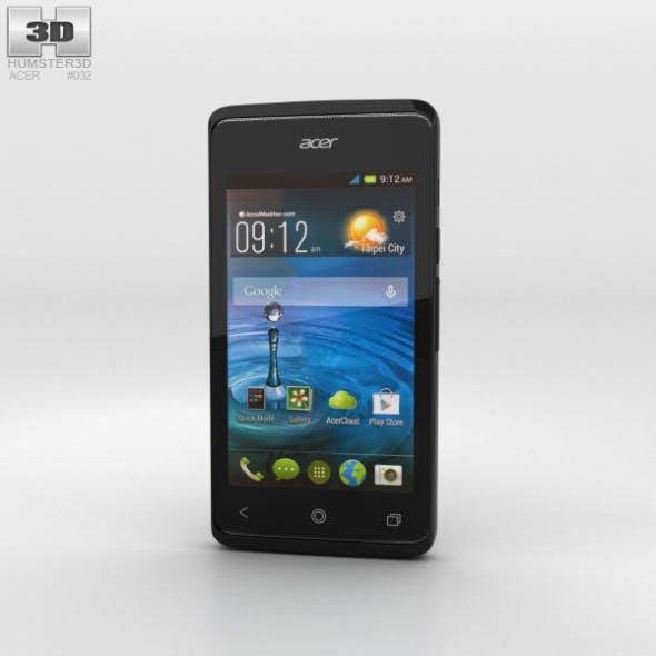 Acer Liquid Z200 Titanium Black