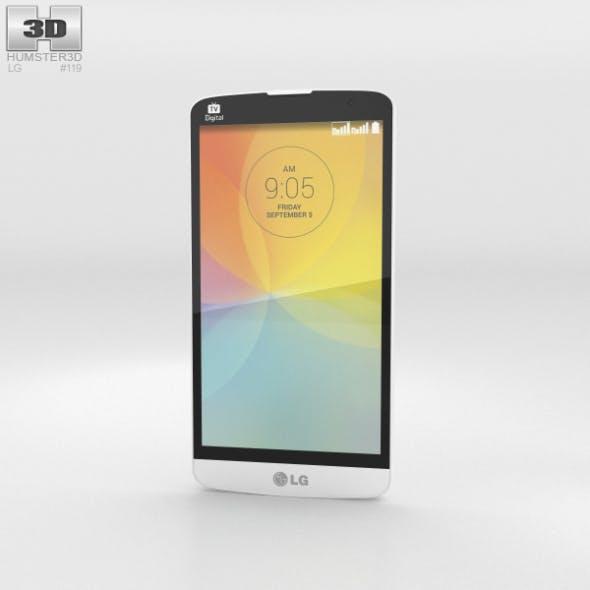 LG L Prime White - 3DOcean Item for Sale