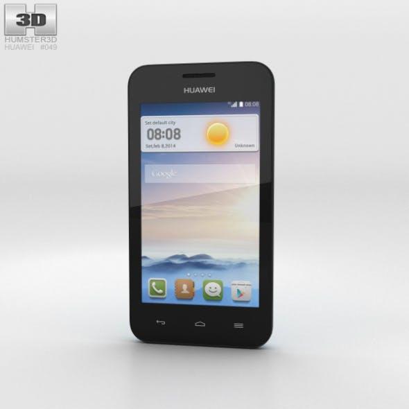 Huawei Ascend Y330 Blue - 3DOcean Item for Sale