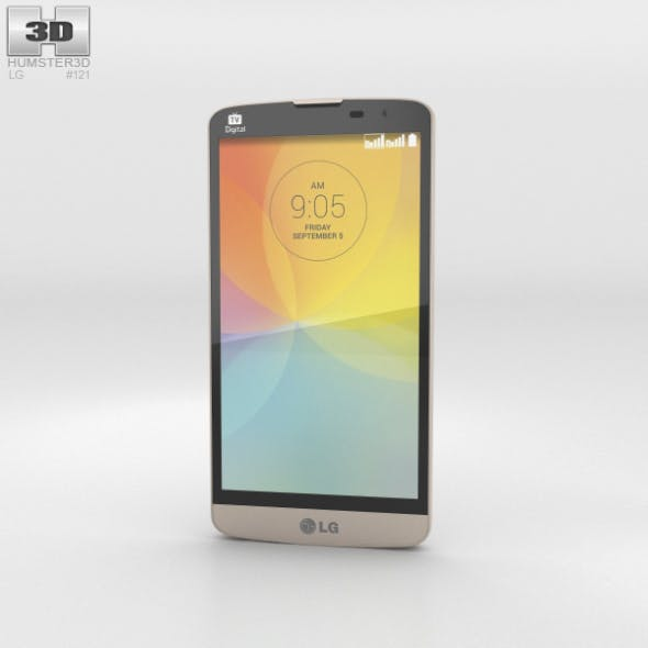 LG L Prime Gold