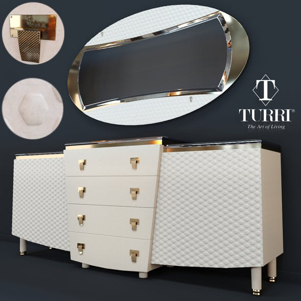 Nightstand Vogue Turri Z500L