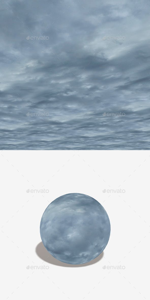 Storm Clouds Seamless Texture - 3DOcean Item for Sale