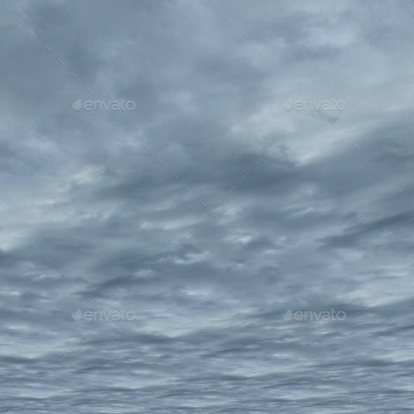 Storm Clouds Seamless Texture