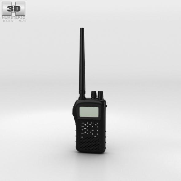 Police Radio - 3DOcean Item for Sale