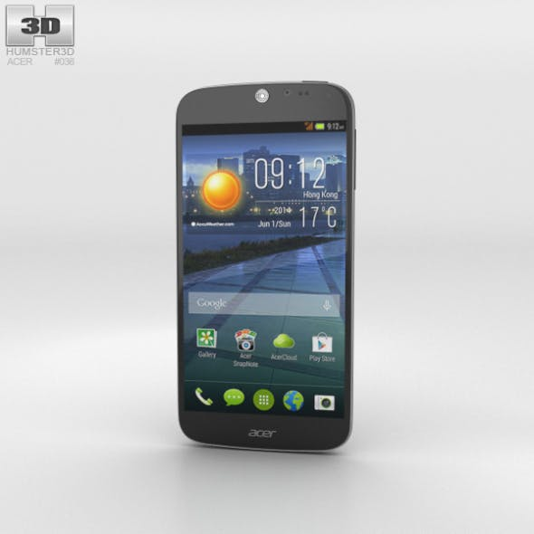 Acer Liquid Jade Black