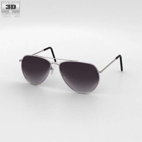 Police Sunglasses - 3DOcean Item for Sale