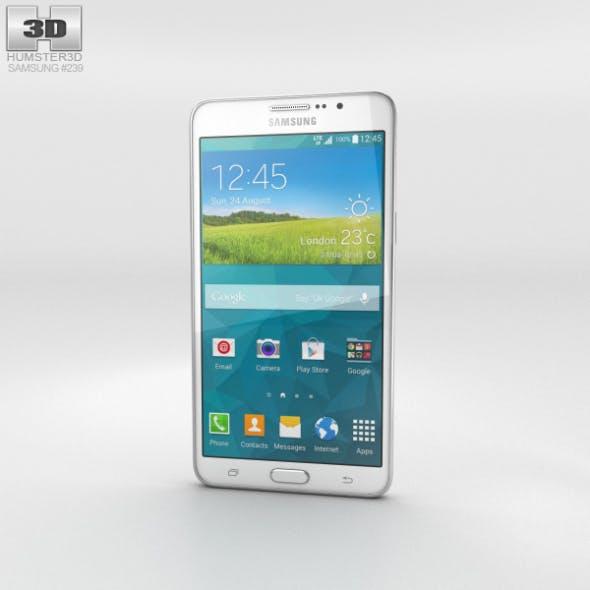 Samsung Galaxy Mega 2 White - 3DOcean Item for Sale