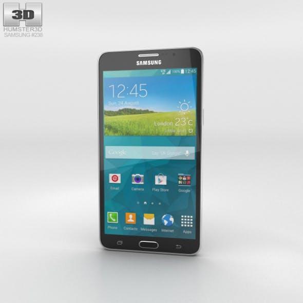 Samsung Galaxy Mega 2 Black - 3DOcean Item for Sale
