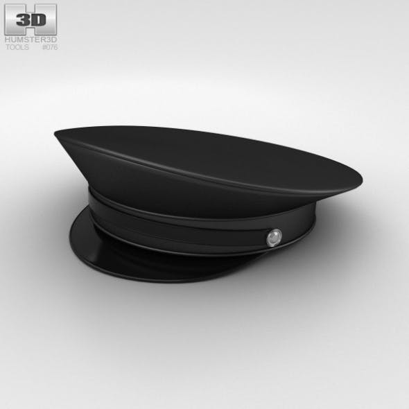 Police Uniform Hat