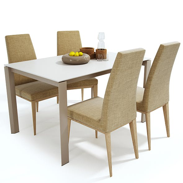 Calligaris set