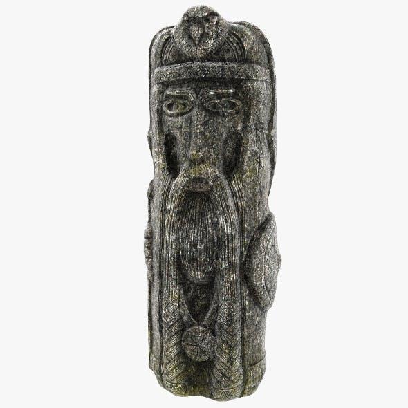 Celtic Idol 03 - 3DOcean Item for Sale