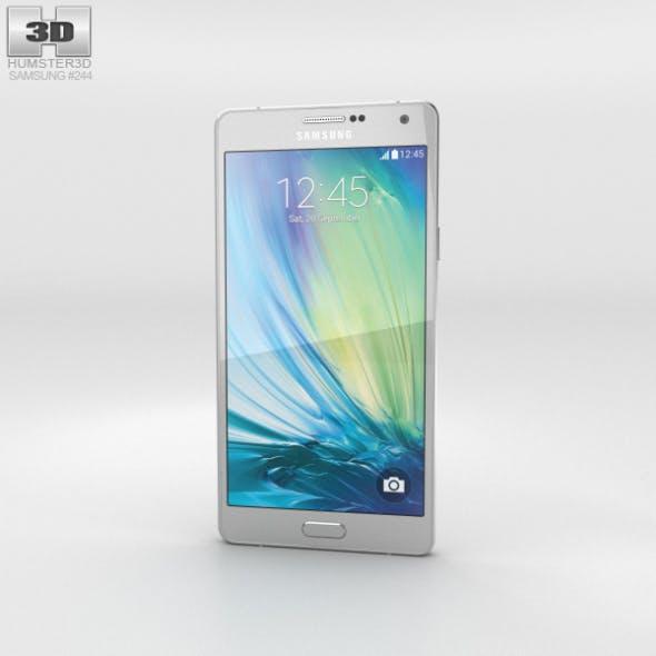 Samsung Galaxy A7 Platinum Silver