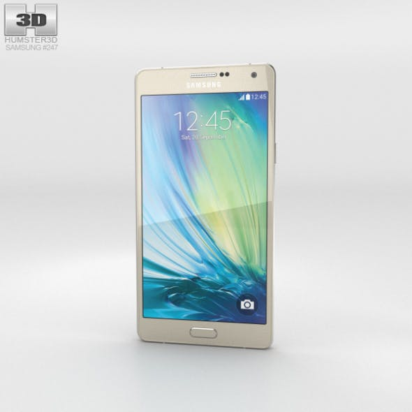 Samsung Galaxy A7 Champagne Gold