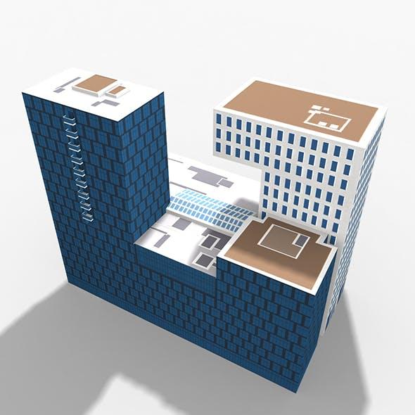 KLP-bygget - 3DOcean Item for Sale