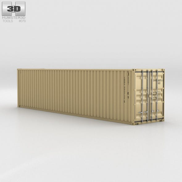 Shipping Container 40′ HC