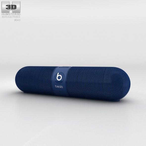 Beats Pill 2.0 Wireless Speaker Blue