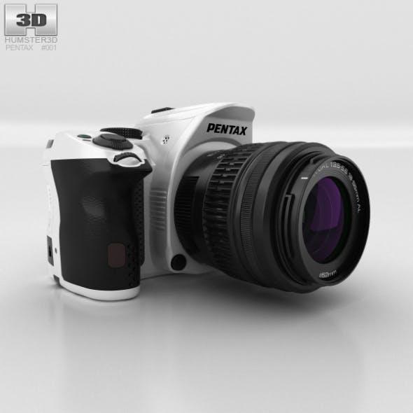 Pentax K-30 White
