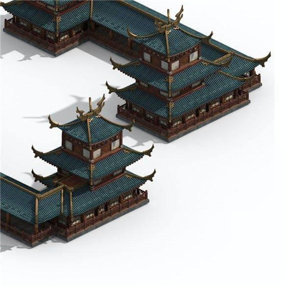 China large city