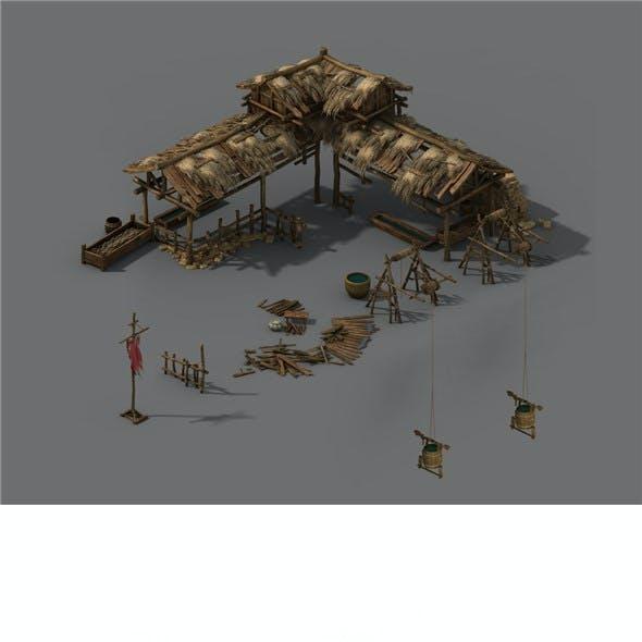 City Building - Pig Farm