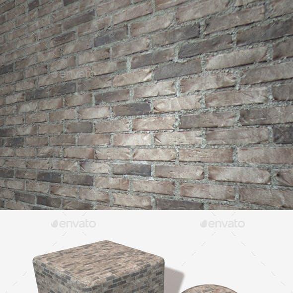Modern Grey Brick Seamless Texture