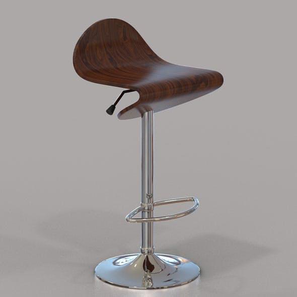 Barstool - 3DOcean Item for Sale